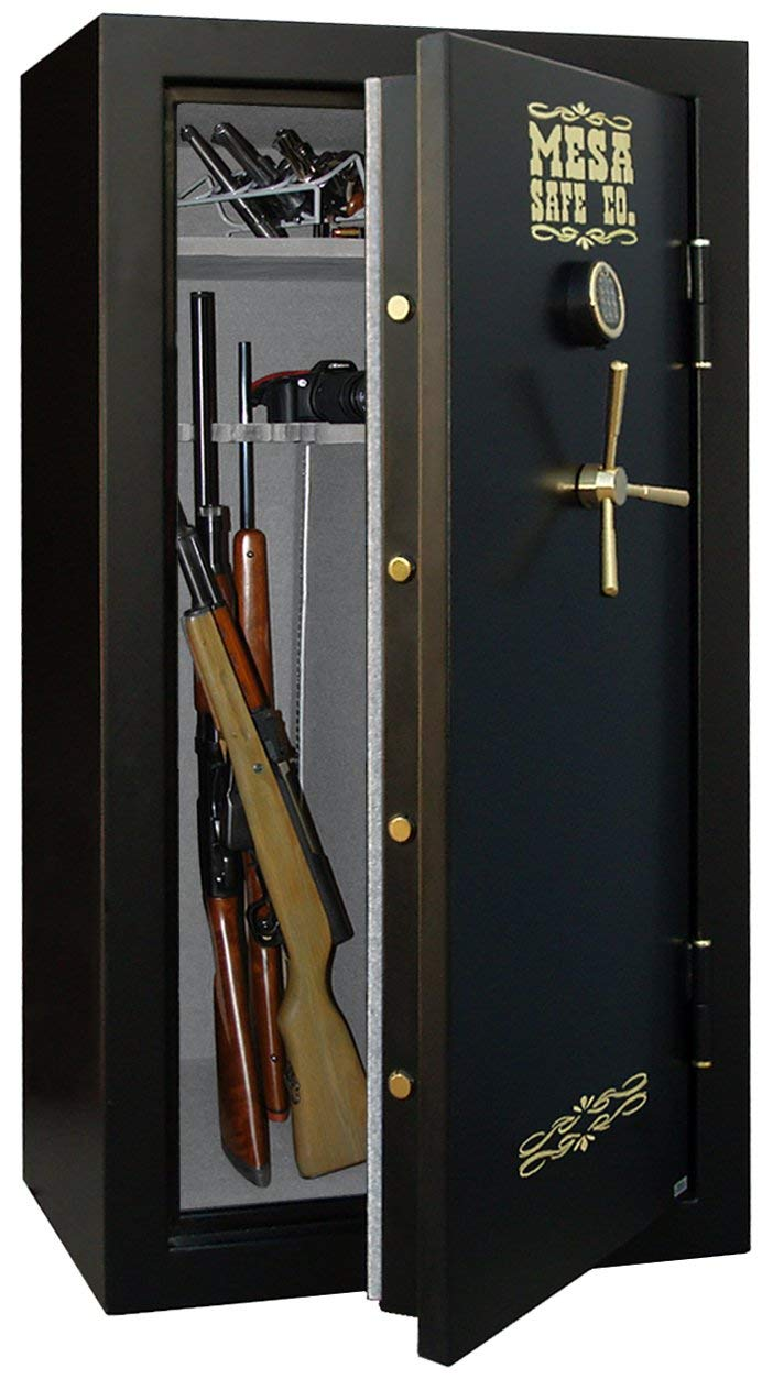 Mesa-Safe-Company-MBF6032E-14-4-Cubic-Foot-30-Rifle-Gun-Safe-with-Digital-Lock